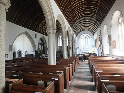 Photo Gallery Image - Interior of St Andrew's Parish Church