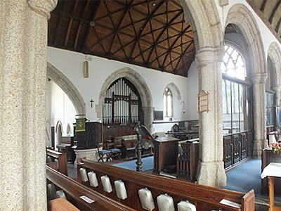 Photo Gallery Image - Interior View  of St Andrew's Parish Church
