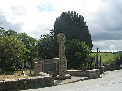 Photo Gallery Image - War Memorial outside St Andrew's Parish Church