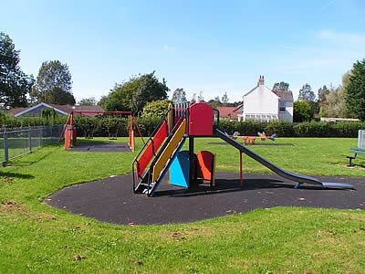 Photo Gallery Image - Children's Playarea by Athletics Track