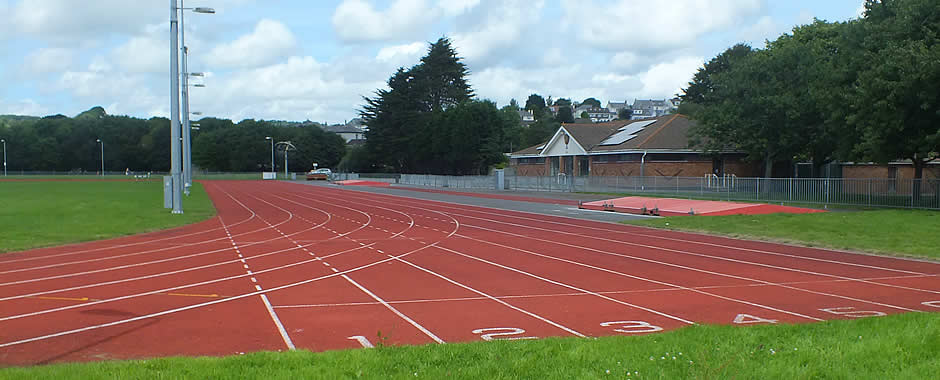 Par Athletics Track