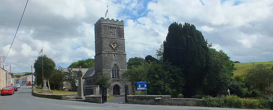 St Andrew's Parish Church, Tywardreath